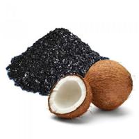 Уголь активированный кокосовый, 0,5 кг. Индия